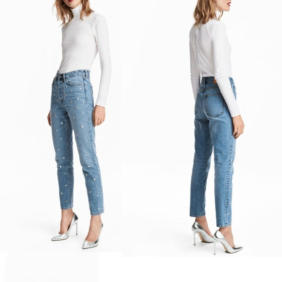 thoughts on cheaper sale cozy fresh H&M | &Denim Vintage High Waisted Jeans